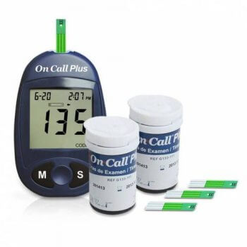 On Call Plus şeker ölçüm Cihazı